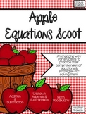 Apple Equations Scoot