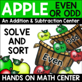 Even or Odd Apples Center