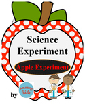 Apple Science Experiment - FREE