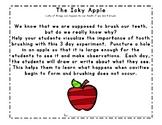 Apple Experiment (Dental Health)