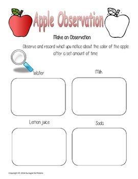 Apple Experiment Unit