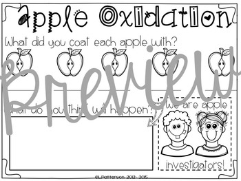 Apple Exploration {A Fun Unit on Apples and Johnny Appleseed}