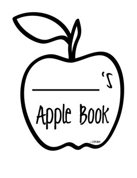Apple Exploration Book