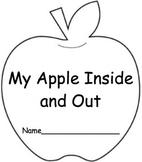 Apple Exploration Book - Kindergarten
