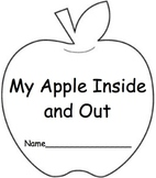 Apple Exploration Book - Kindergarten