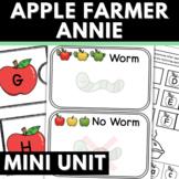 Apple Farmer Annie Activities A-Book-A-Day Mini Unit Apple