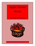 Apple Farmer Annie by Monica Wellington reading unit and activities