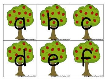 Apple Farmer (pocket chart game)