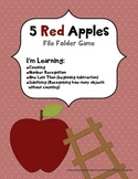 Apple File Folder Games