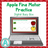 Apple Theme | Digital Fine Motor Activity