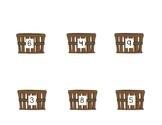 Apple Finger Print Baskets