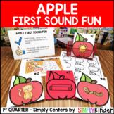 Apple First Sound Center - Kindergarten Center - Simply Centers