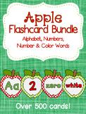 Apple Flashcard Bundle