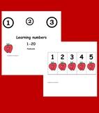 Apple Flashcards 1-20