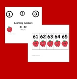 Apple Flashcards 61-80