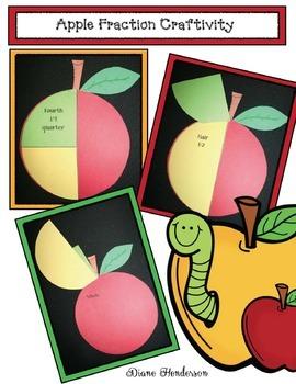 Apple Fraction Craft