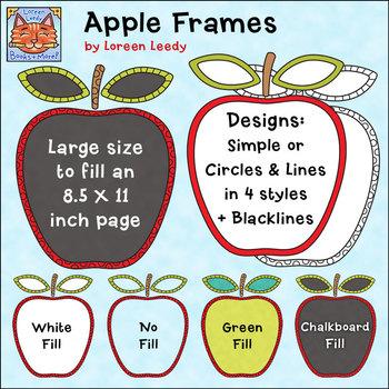 Apple Frames
