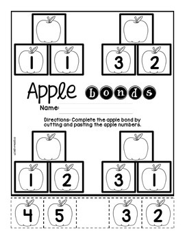 Apple Ink Savin' Printables and Activities