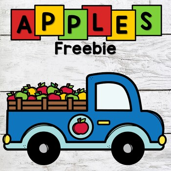 Apple Fun Freebie
