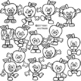Apple Fun Friends Kids People Emotions Expressions Clipart Clip Art