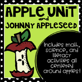 Apples & Johnny Appleseed Unit