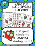 Apple Fun Math Around the Room