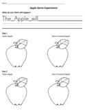 Apple Germ Experiment