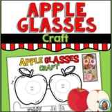 Johnny Appleseed Activities Apple Glasses