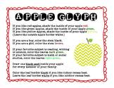 Apple Glyph Directions