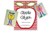 Apple Glyph - Back-to-School or Anytime Use!