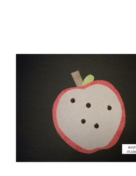 Apple Glyphs...Fall Fun!
