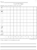 Graph and Tally Poster Set: Apple Pictures