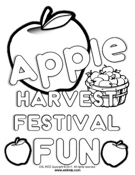 Apple Harvest Festival Activities