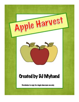 Apple Harvest (Open-Ended Game for Speech and Language Skills)