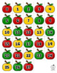 Apple Harvest Roll and Keep Addition Dice Game
