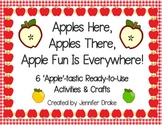 Apple Here, Apples There, Apple Fun Is Everywhere!