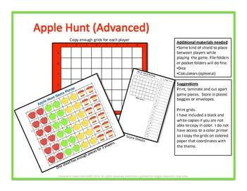 Apple Hunt(Advanced)