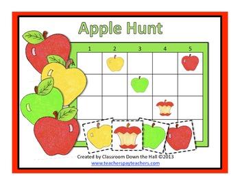 Apple Hunt(Basic)