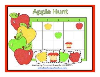 Apple Hunt(Basic)