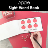 "Apple ""I See"" Counting Book"