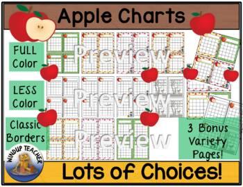Apple Incentive Reward Chart
