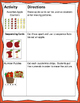 Apple Instant Math Centers for Early Childhood Classroom