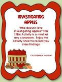 Apple Investigation + Bonus Sheet