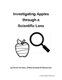Apple Investigation with 4 scientific activities
