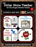 Apple - Issue 009 - The Dollar Store Teacher Newsletter {S