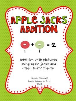 Apple Jacks Addition and Other Tasty Treats