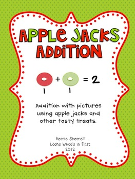 Apple Jacks Addition and Other Tasty Treats