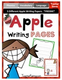 Apple Writing, Johnny Appleseed
