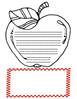 Apple Journal Writing