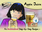 Apple Juice - Animated Step-by-Step Recipe - SymbolStix